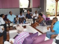 club des parrains Initiative Martinique