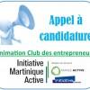 APPEL A CANDIDATURE club des entrepreneurs